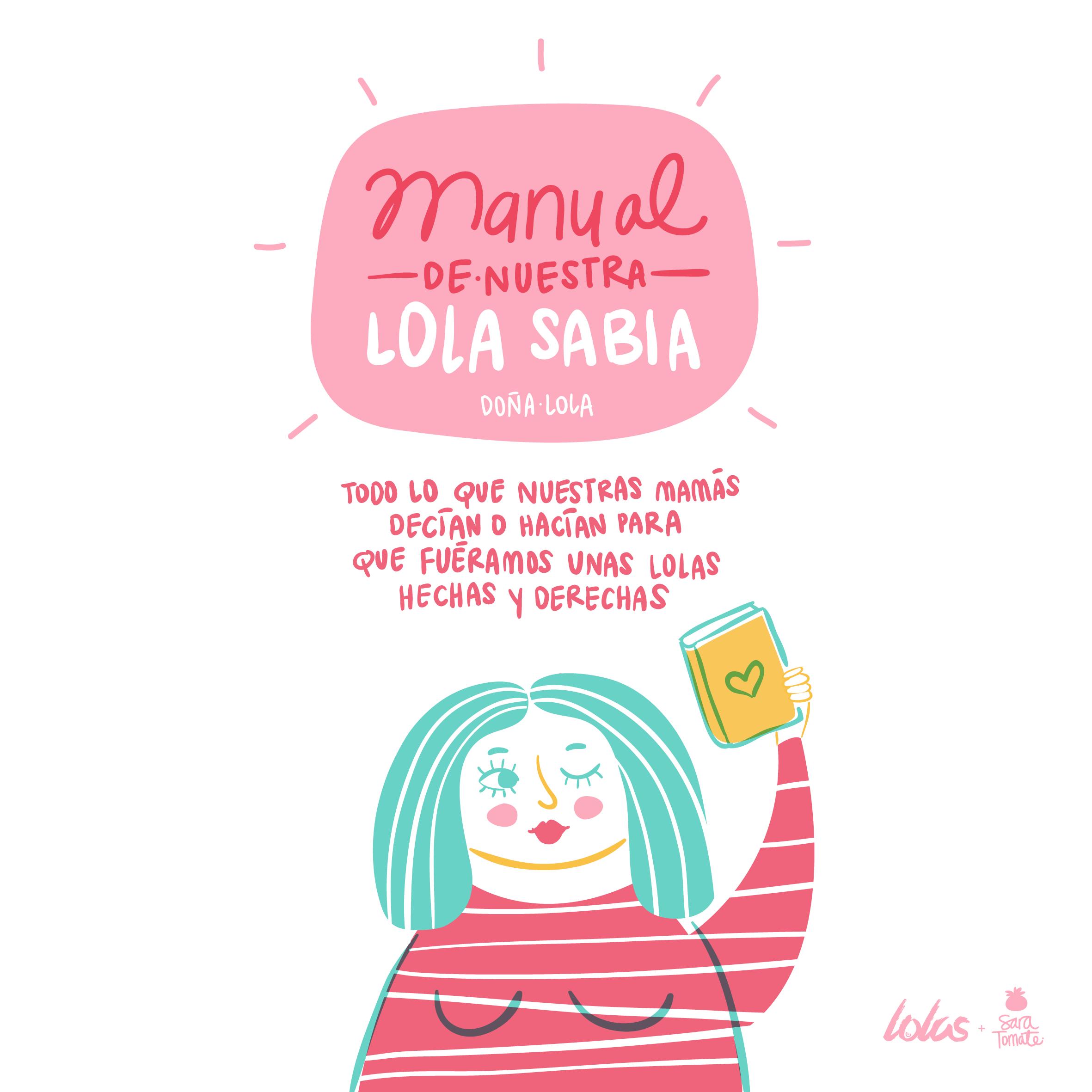 Manual de nuestra Lola Sabia
