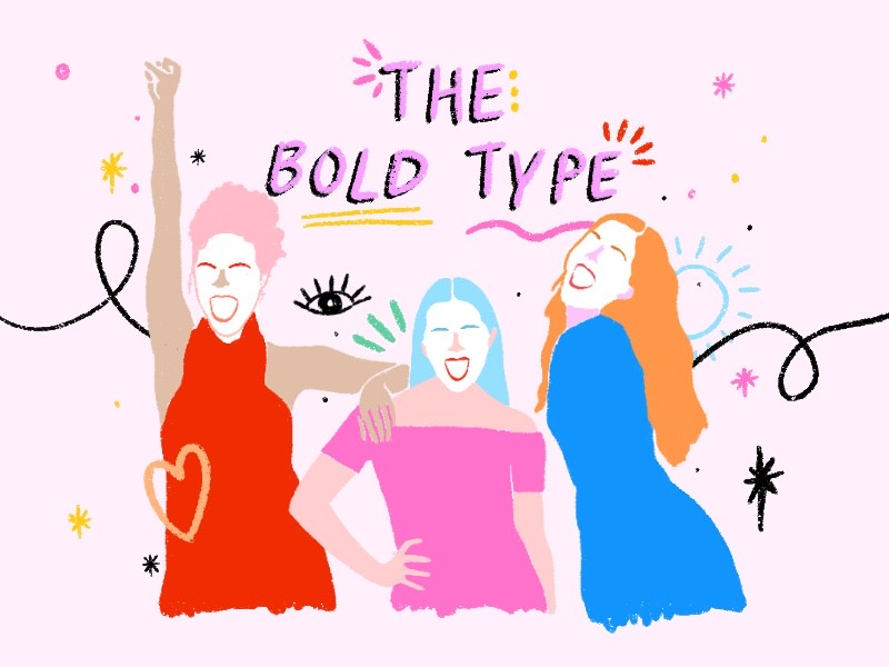 The bold type es un reflejo del feminismo actual