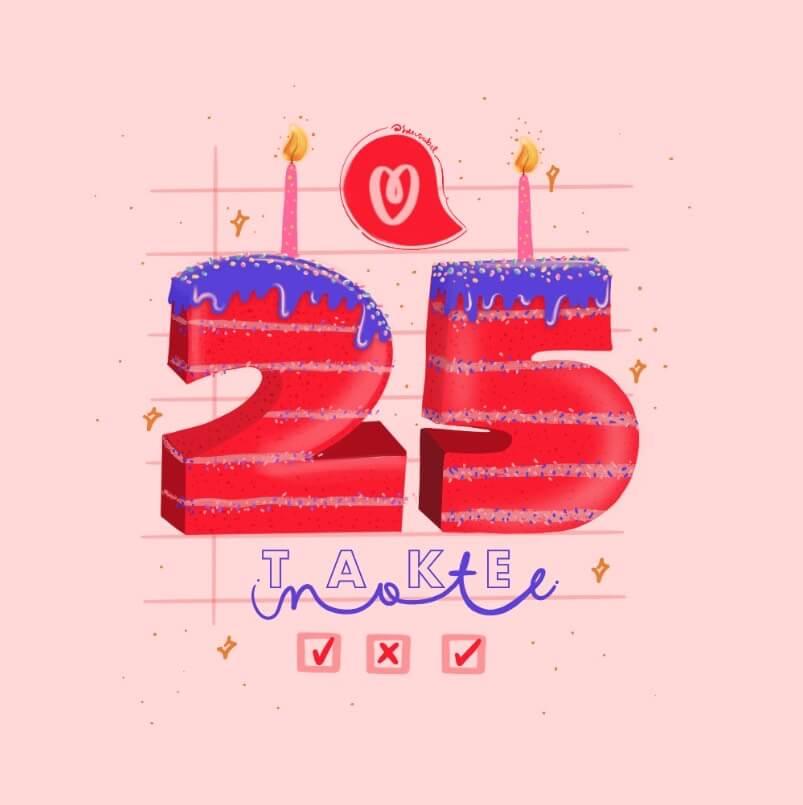 25 cosas por hacer antes de los 25